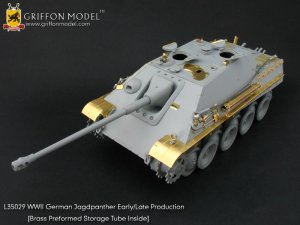 Jagdpanther Early/Late Production  - Ref.: GRIF-L35029
