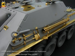 Jagdpanther Early/Late Production   (Vista 2)
