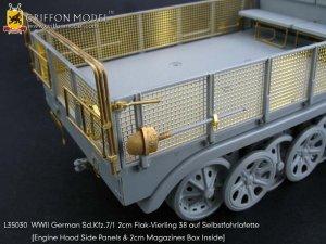 Sd.Kfz.7/1 2cm Flak-Vierling38 auf Selbs  (Vista 5)