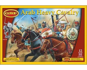 Arab Heavy Cavalry  (Vista 1)