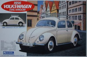 Volkswagen Oval Window 1956  (Vista 1)