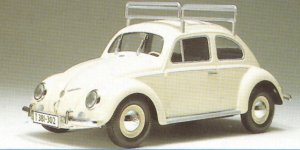 Volkswagen Oval Window 1956  (Vista 2)