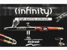 Aerógrafo Harder & Steenbeck Infinity CR PLUS 0,15mm - Ref.: HARD-26554