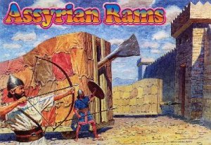 Assyrian Rams  (Vista 1)