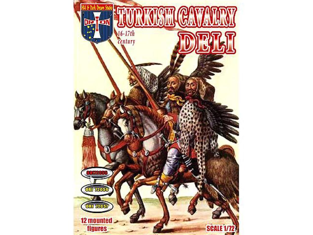 Caballería Turca Siglo 16-17 (Vista 1)