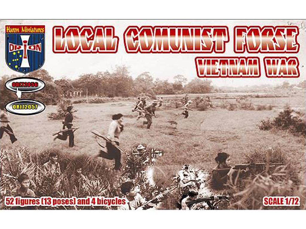 Fuerza Comunista Local  (Vista 1)