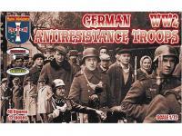 Tropas Alemanas contra la Resistencia (Vista 3)