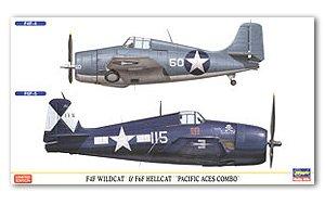 F4F & F6F `Pacific Aces Combo`  (Vista 1)