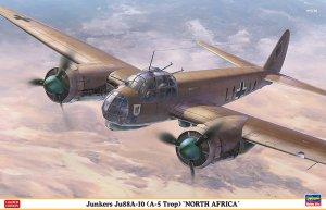 Junkers Ju 88A-10  (Vista 1)
