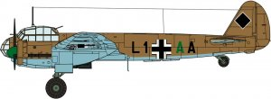 Junkers Ju 88A-10  (Vista 2)