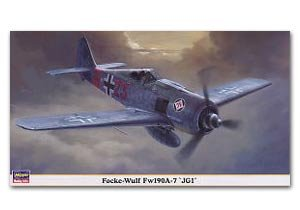 Focke-Wulf Fw190A-7 The 1st Flying Grope  (Vista 1)