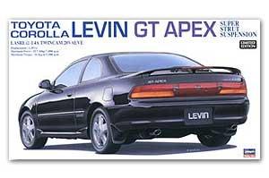 Toyota Corolla Levin GT APEX  (Vista 1)