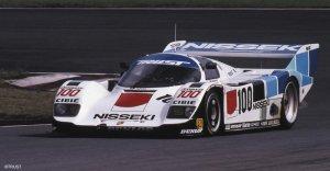 Porsche 962C  (Vista 2)