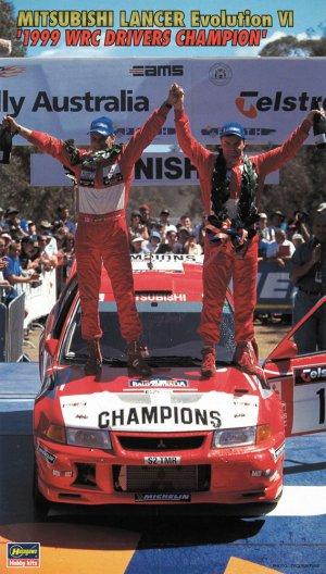 Mitsubishi Lancer Evo VI 1999 WRC  (Vista 1)