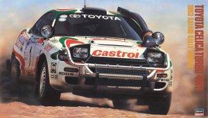 Toyota Celica Turbo 4WD 1993 Safari Rall  (Vista 1)