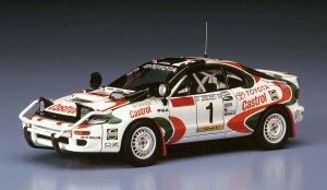 Toyota Celica Turbo 4WD 1993 Safari Rall  (Vista 2)