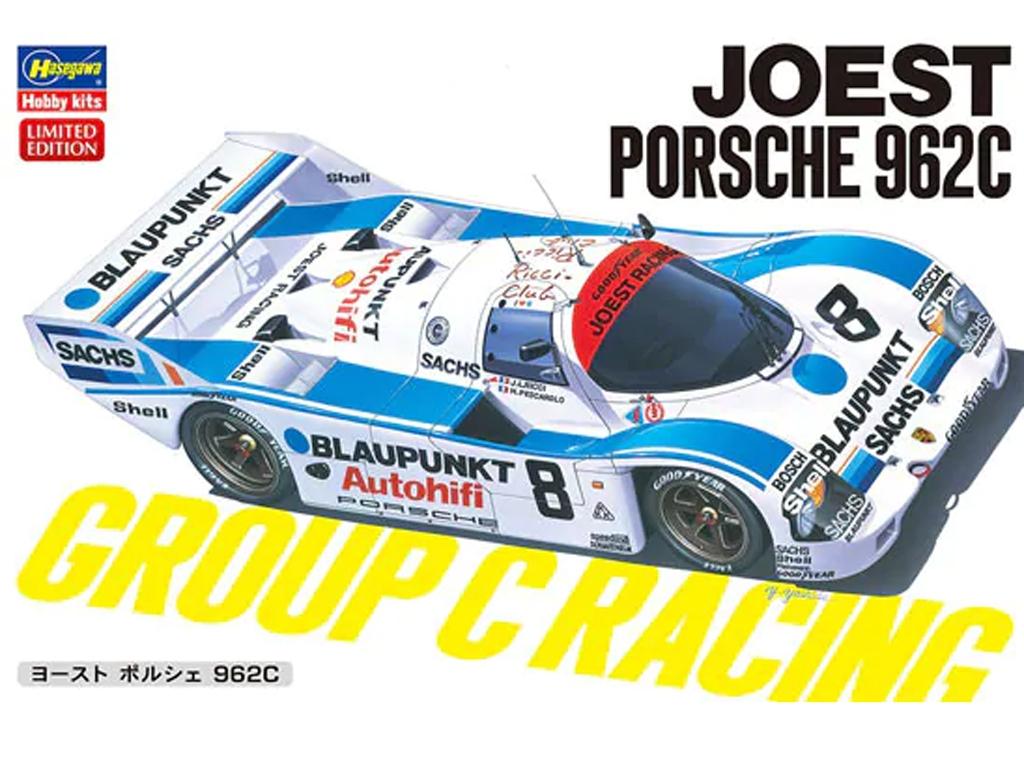 Joest Porsche 962C  (Vista 1)