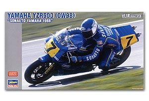 Yamaha YZR500 0W98 Sonauto Yamaha 1988  (Vista 1)