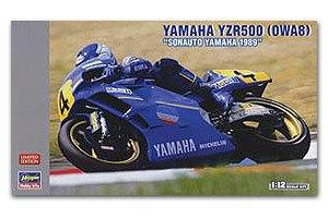 Yamaha YZR500 (0WA8) Sonauto Yamaha 1989  (Vista 1)