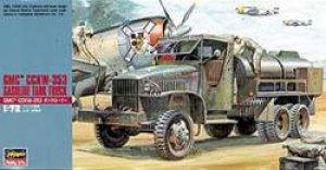 GMC CCKW-353 Gasoline Tank Truck  (Vista 1)
