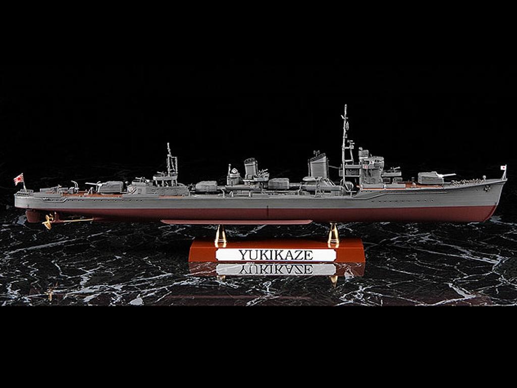 Yukikaze Operation Ten-Go 1945  (Vista 3)
