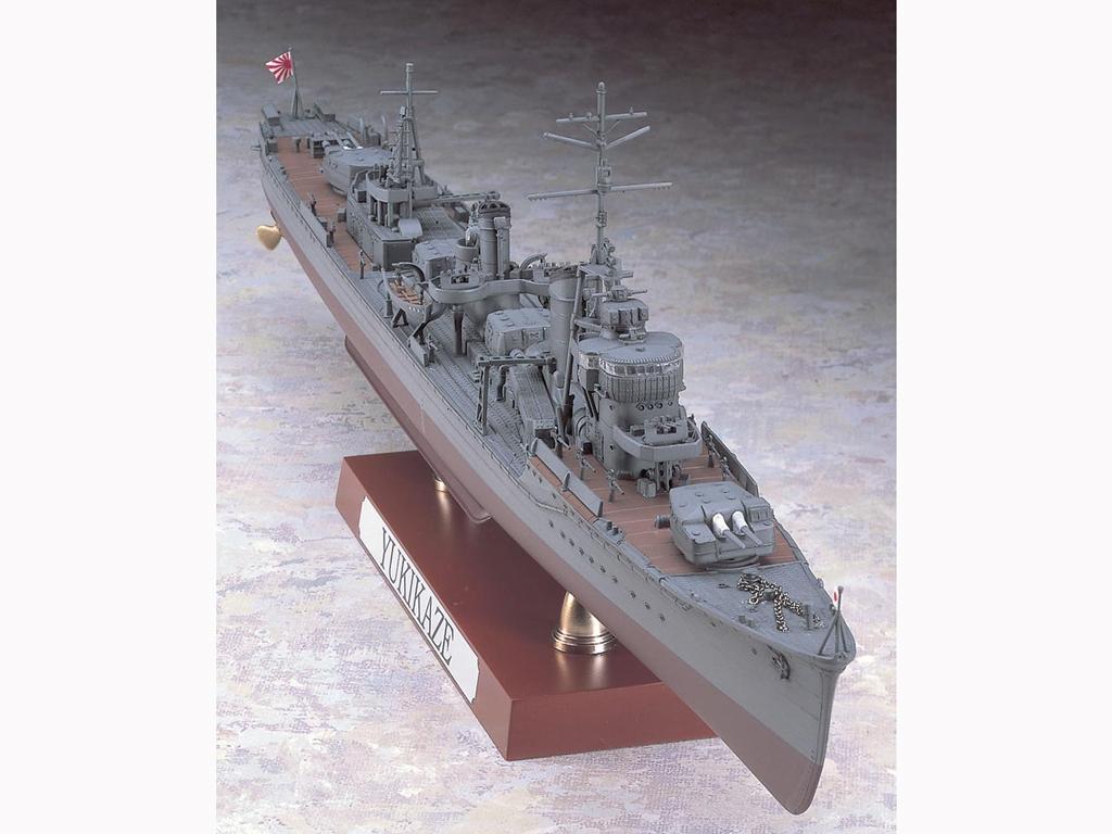 Yukikaze Operation Ten-Go 1945  (Vista 4)