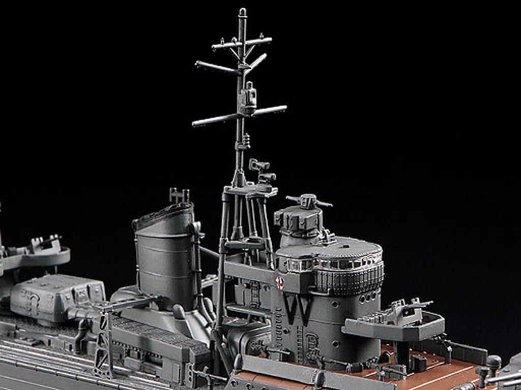 Yukikaze Operation Ten-Go 1945  (Vista 6)