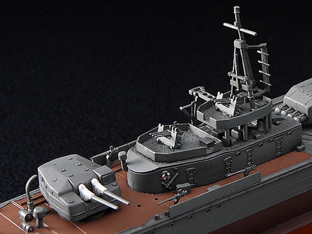 Yukikaze Operation Ten-Go 1945  (Vista 7)