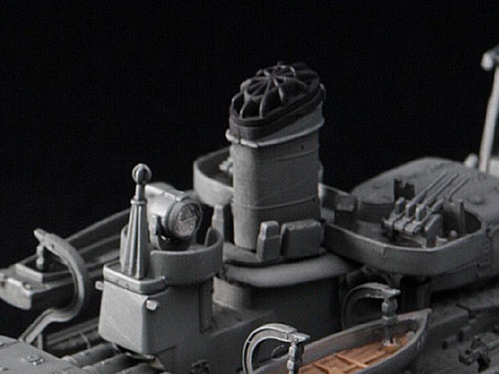 Yukikaze Operation Ten-Go 1945  (Vista 8)