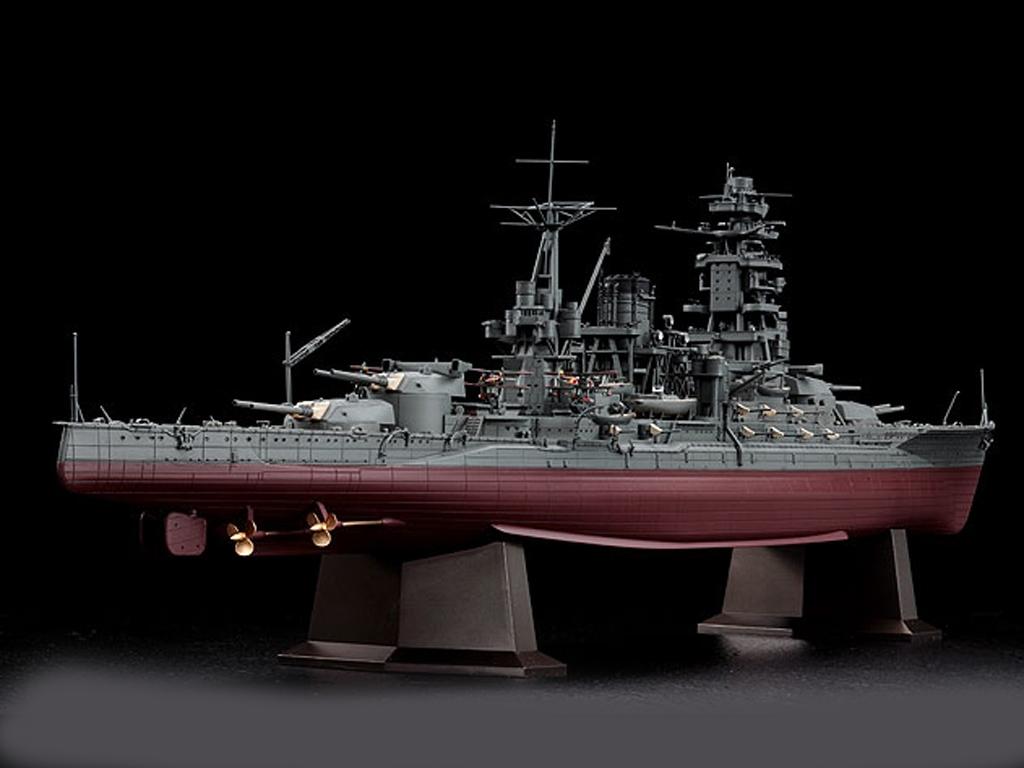 IJN Battleship Nagato 1941  (Vista 3)