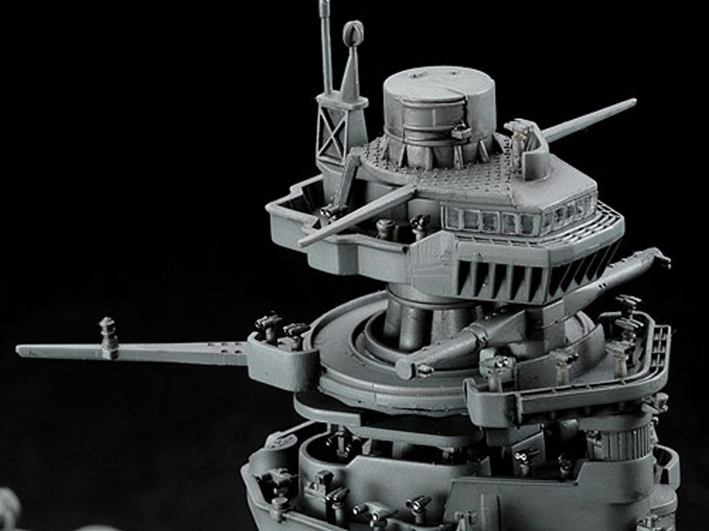 IJN Battleship Nagato 1941  (Vista 5)