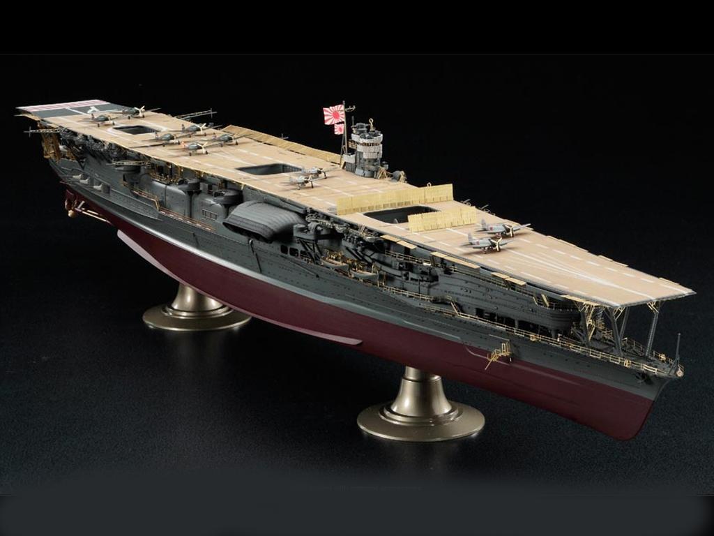IJN Aircraft Carrier Akagi  (Vista 2)