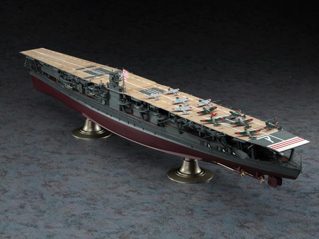 IJN Aircraft Carrier Akagi  (Vista 4)