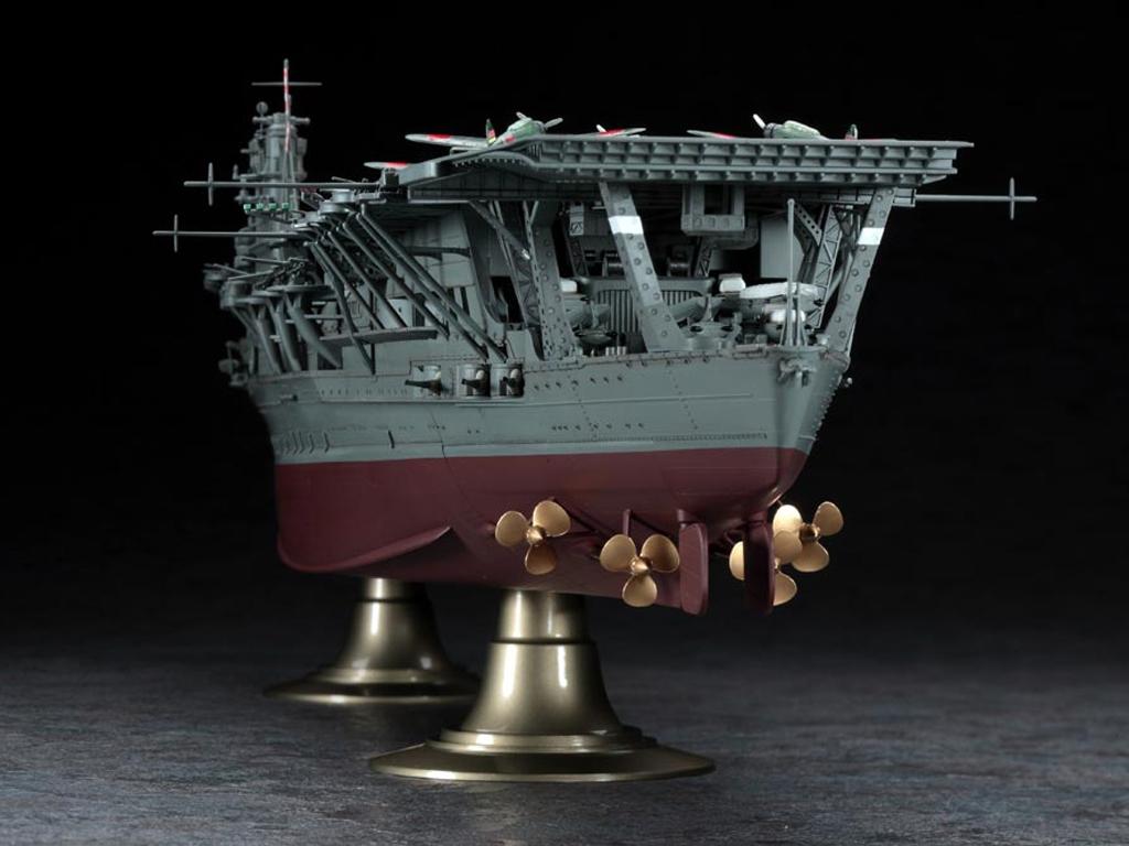 IJN Aircraft Carrier Akagi  (Vista 5)