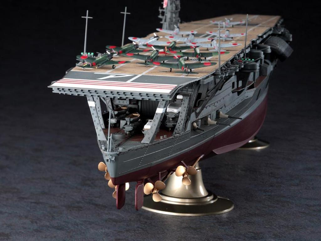 IJN Aircraft Carrier Akagi  (Vista 6)