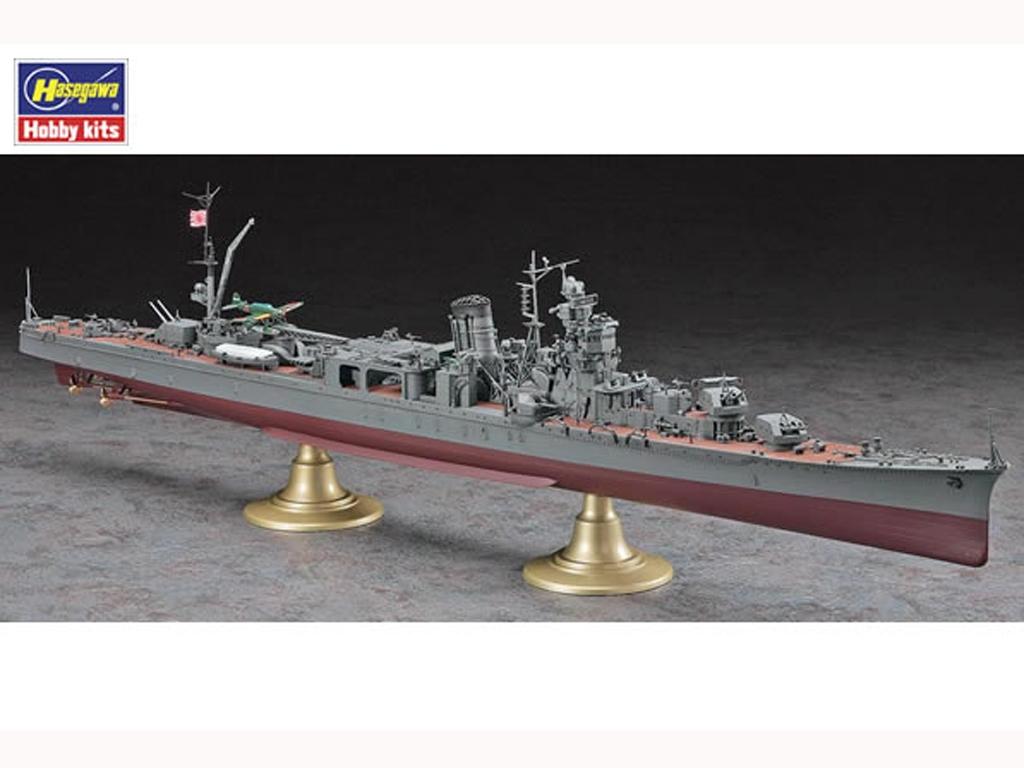 IJN Light Cruiser Yahagi 1945  (Vista 2)