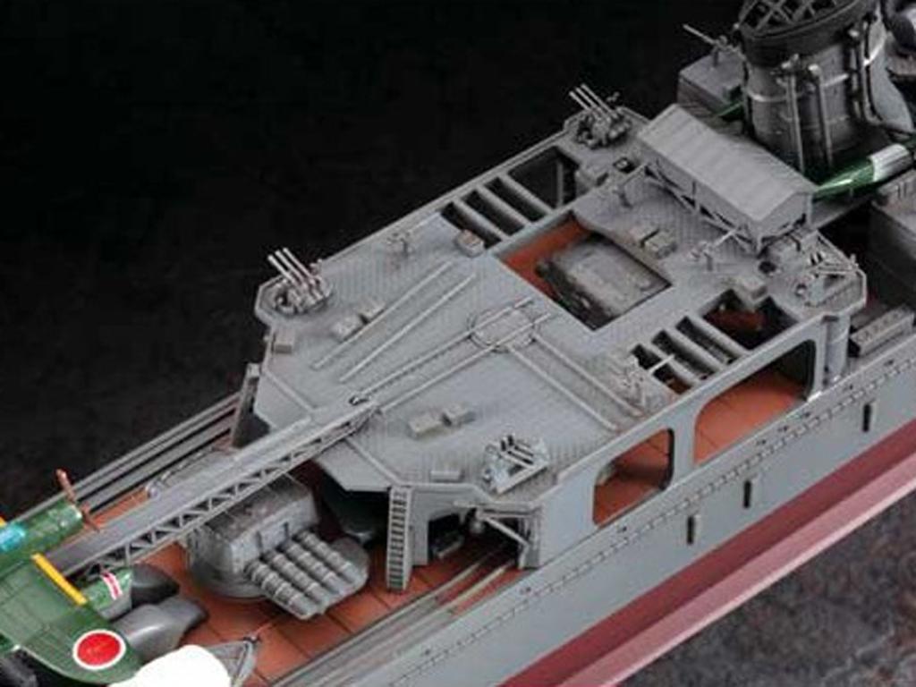 IJN Light Cruiser Yahagi 1945  (Vista 7)