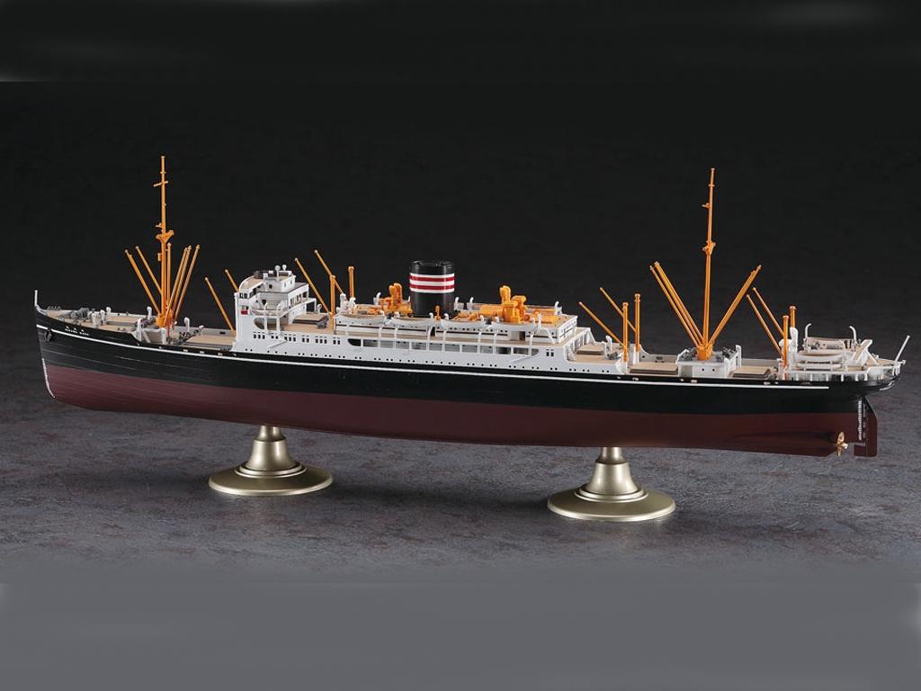 N.Y.K. Line Hikawa Maru  (Vista 2)