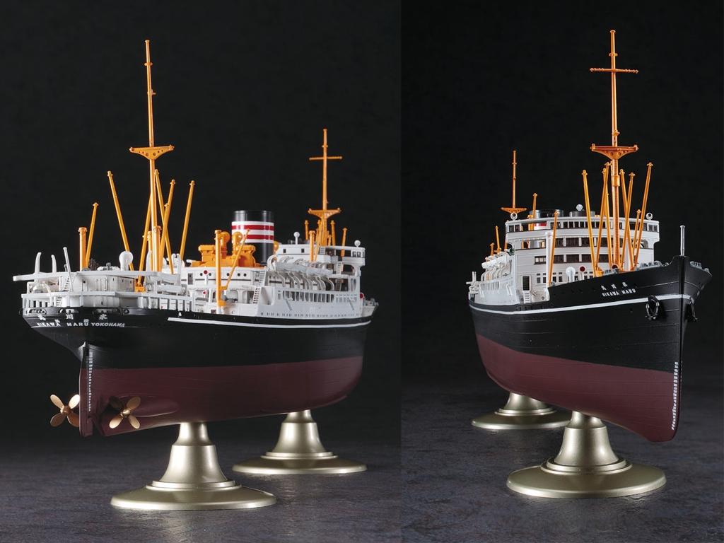 N.Y.K. Line Hikawa Maru  (Vista 3)