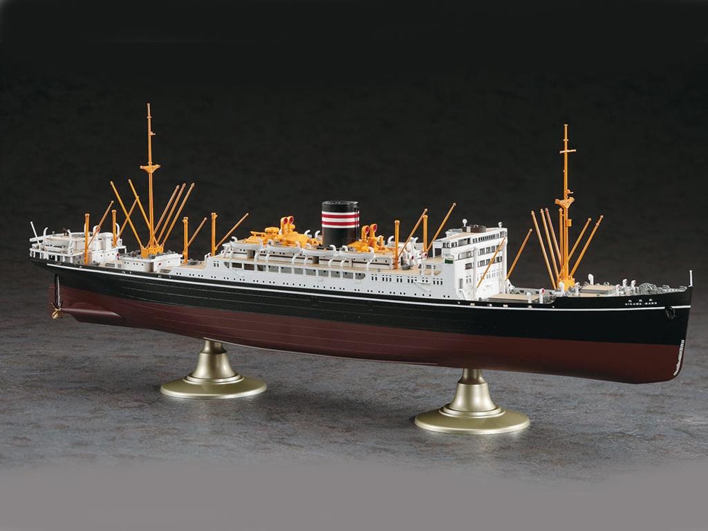 N.Y.K. Line Hikawa Maru  (Vista 4)