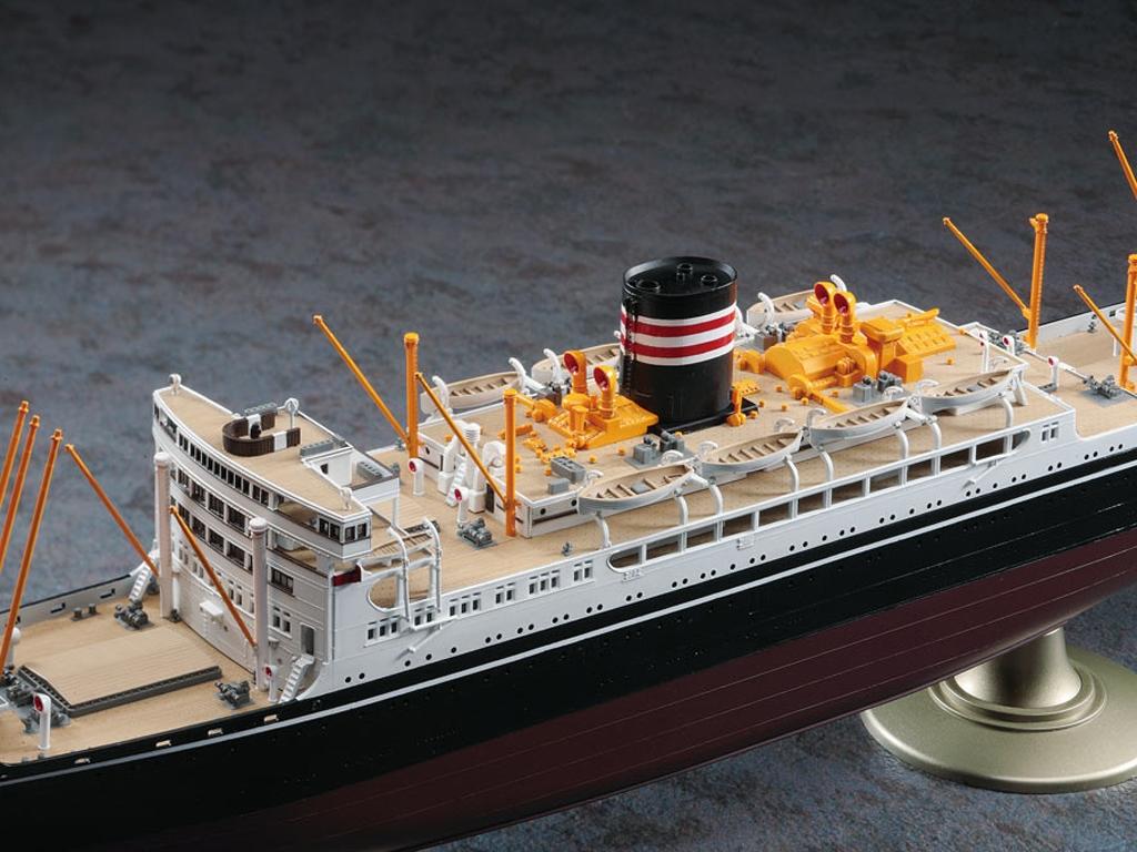 N.Y.K. Line Hikawa Maru  (Vista 5)