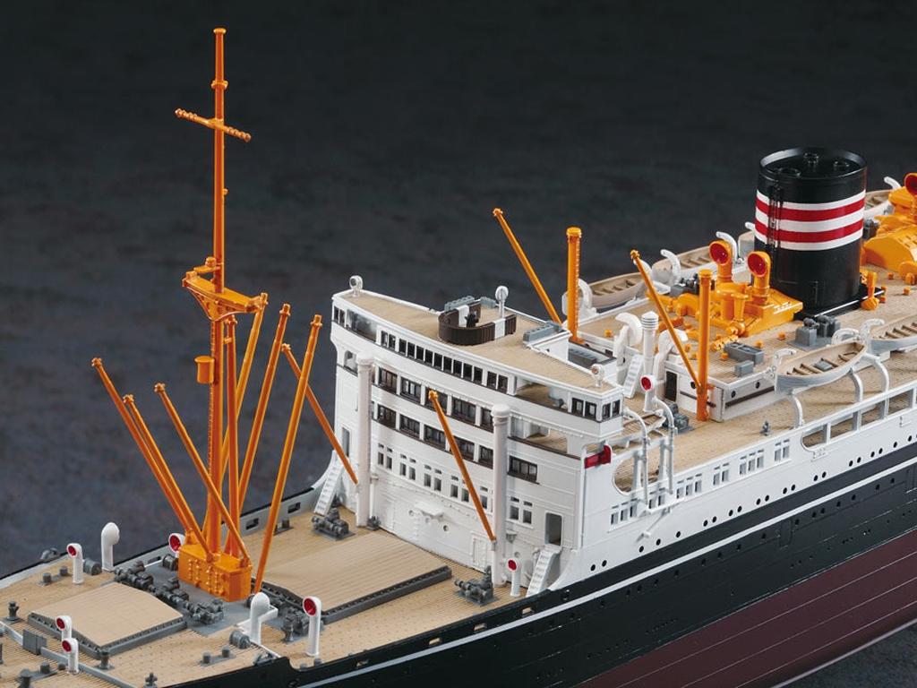 N.Y.K. Line Hikawa Maru  (Vista 6)