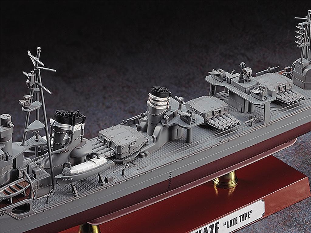 IJN Destroyer Shimakaze  (Vista 4)