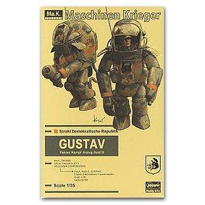 P.K.A. Ausf G Gustav  (Vista 1)