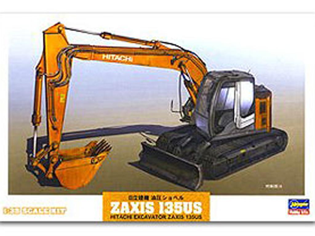 Excavadora Hitachi Zaxis 135US  (Vista 1)