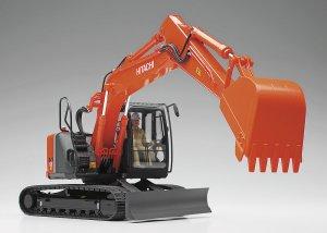 Excavadora Hitachi Zaxis 135US  (Vista 2)