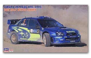 Impreza WRC 2005 Mexico Rally Winner  (Vista 1)
