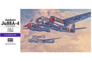 Junkers ju88a-4  (Vista 1)