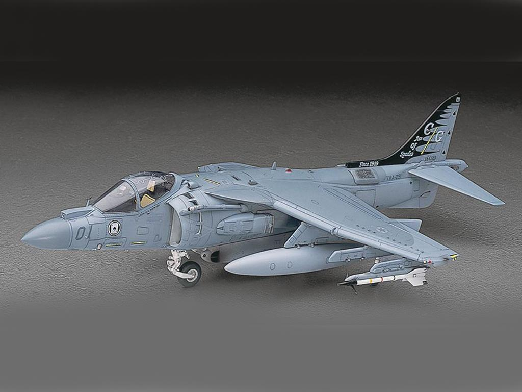 AV-8B Harrier II Plus Ace of Spades (Vista 2)