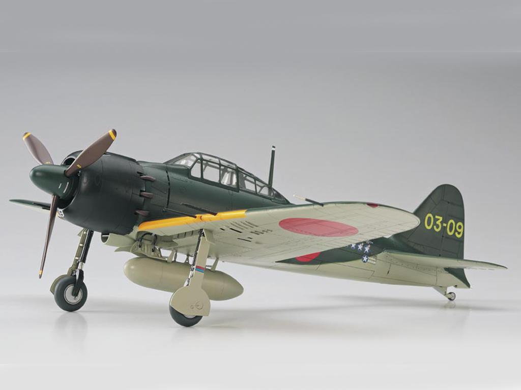 Mitsubishi A6M5c Zero Fighter  (Vista 5)